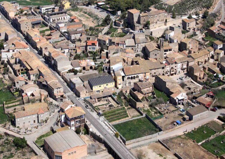 Quatre pobles del terme de Tàrrega disposaran de fibra òptica durant el 2021