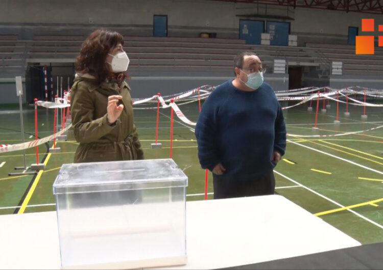 El CAP de Tàrrega inicia els tests ràpids d'antígens als membres que integraran les meses electorals