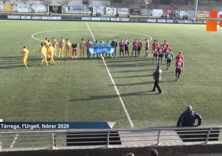 La Unió Esportiva Tàrrega no reempendrà les competicions
