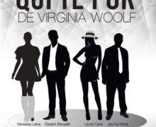 """""""QUI TÉ POR DE VIRGINIA WOOLF?""""   amb el Grup de Teatre BAT dissabte a l'Ateneu de Tàrrega"""
