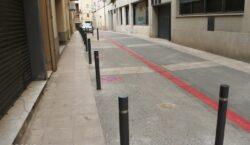 Tàrrega millora la mobilitat al carrer de Torras i Bages,…