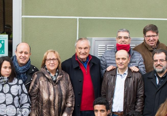Mor l'entrenador de bàsquet Francesc Domènech, durant molts anys entrenador del CNT i professor l'Ins. Manuel de Pedrolo