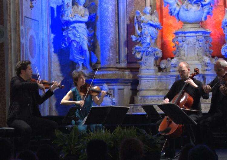 El Quartet Casals homenatja el Quartet Renaixement de Toldrà al Festival de Pasqua de Cervera