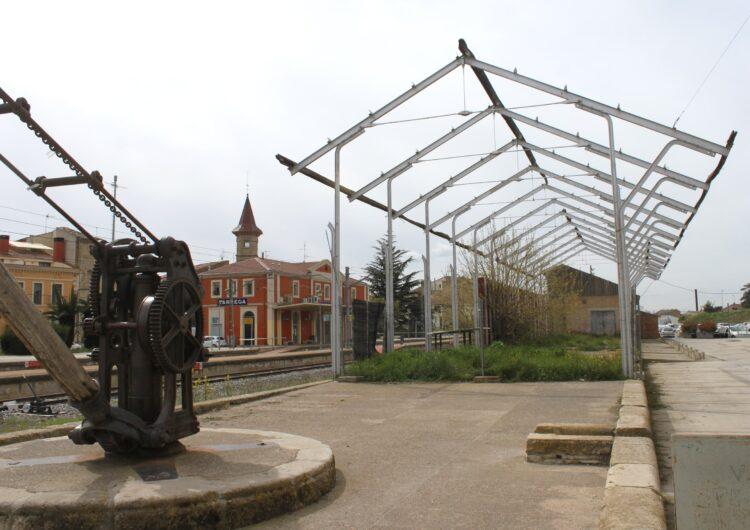 L'Ajuntament de Tàrrega vol preservar l'estructura dels antics molls de l'estació ferroviària i avalua el seu trasllat a un altre indret