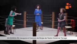 El grup AN-DANDA-RA d'Andorra inaugura el Concurs de Grups de…