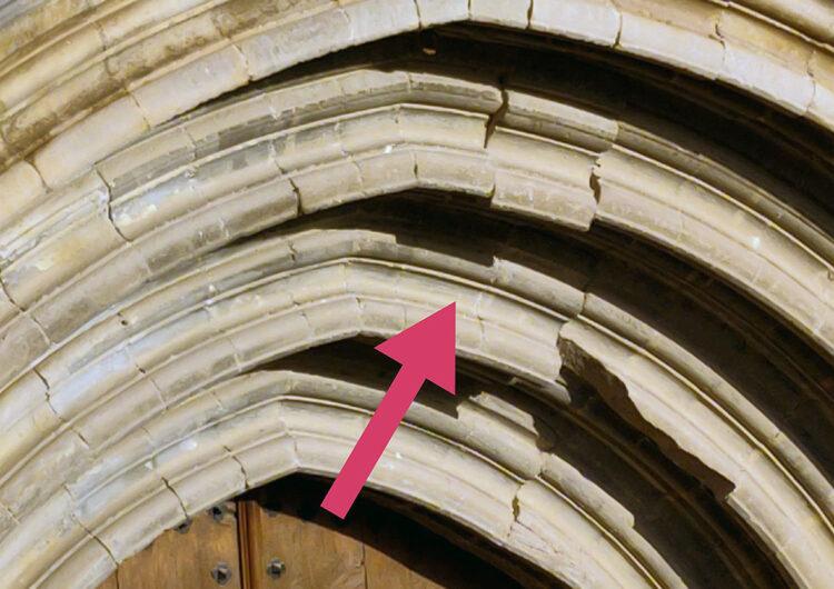 Tanquen com a mesura d'emergència l'església de Guimerà pels problemes estructurals que pateix l'edifici