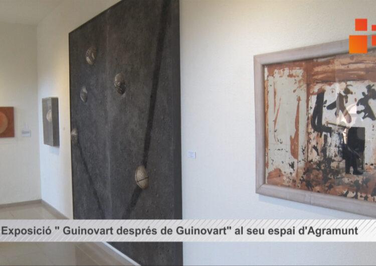 """L'Espai Guinovart d'Agramunt acull l'exposició """"Guinovart després de Guinovart"""""""