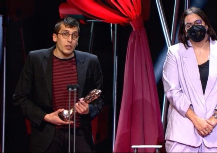 """""""Ni oblit ni perdó"""" dirigit per Jordi Boquet Claramunt guanya El Premi Gaudí de l'Acadèmia de Cinema  Català al millor curtmetratge"""