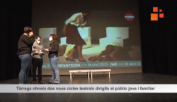 Tàrrega ofereix dos nous cicles teatrals dirigits al públic jove…