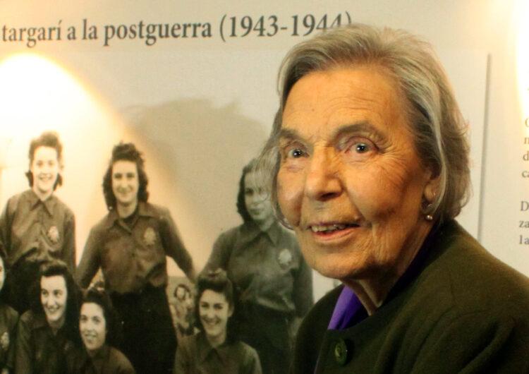 Tàrrega dedicarà l'actual carrer d'Alfons XII a la memòria de l'activista cultural i locutora Pilarín Minguell Pont