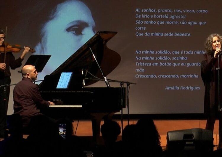 El jazz de Txema Riera i els fados de Carolina Blàvia, doble proposta musical de dissabte vinent al Teatre Ateneu de Tàrrega