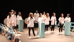 Es realitza la 35a trobada de teatre d'instituts a Bellpuig