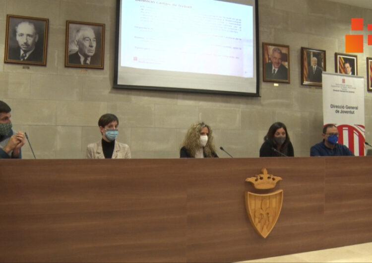Aquest estiu les comarques de Lleida acolliran  16 camps de treball dirigits a joves d'entre 14 i 29 anys