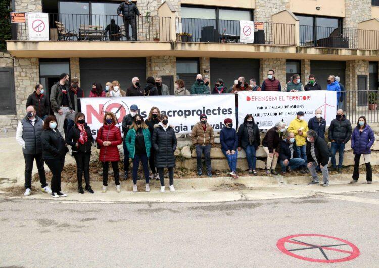 """Una plataforma de la Segarra es mobilitza contra """"l'allau i massificació"""" de centrals eòliques i solars al territoria"""