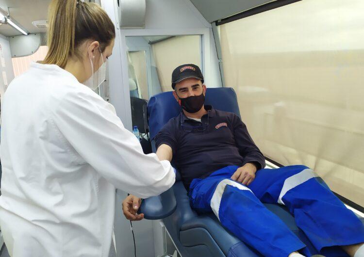 Borges recull 26 litres de sang durant el Dia Vermell a Tàrrega i Reus
