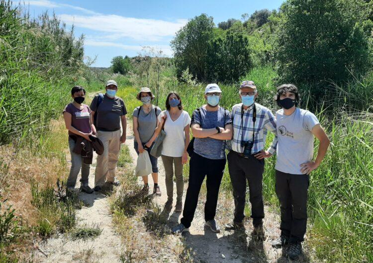 """Bona participació als actes de presentació del projecte i bioblitz de Lluçà i de la Inspecció fluvial del riu Ondara, dins la campanya """"Stop Residus Tàrrega"""""""