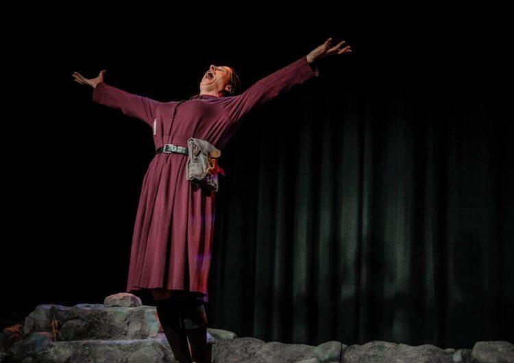 """""""Mort a les Cunetes"""" al teatre Armengol de Bellpuig"""