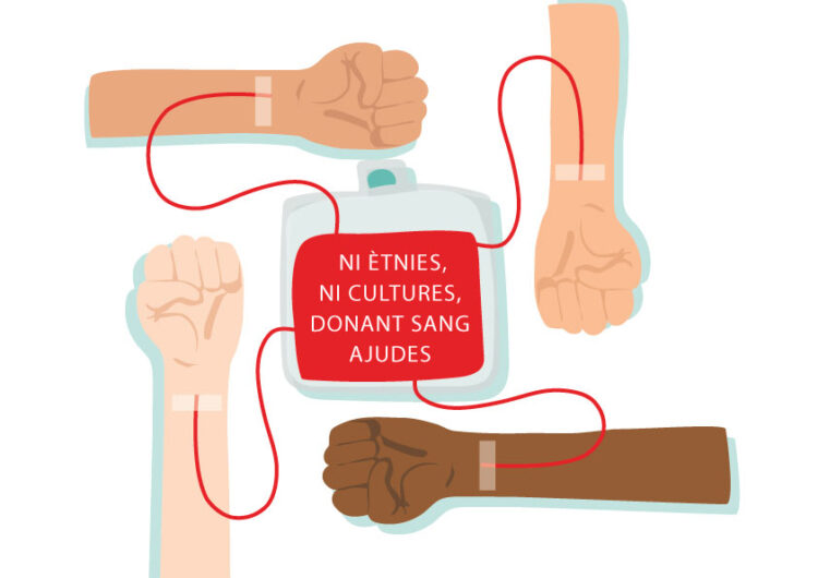 Campanya de Donació de Sang els dies 7 i 8 de maig organitzada pels alumnes de 5è de l'Escola Pia