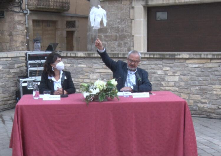 Pregó de la Festa Major de Tàrrega 2021 a càrrec de l'escenògraf  Llorenç Corbella