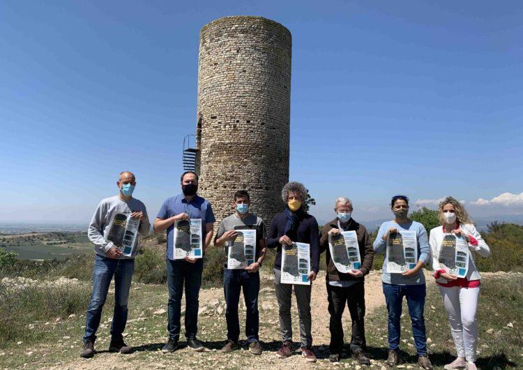 La Serra d'Almenara protagonista del Let's Clean Up Europe a l'Urgell!