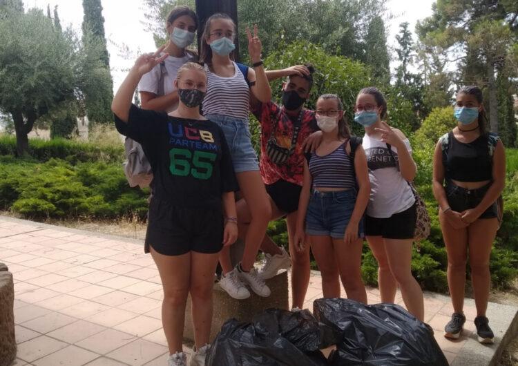L'estiu i la primera experiència en voluntariat per a joves