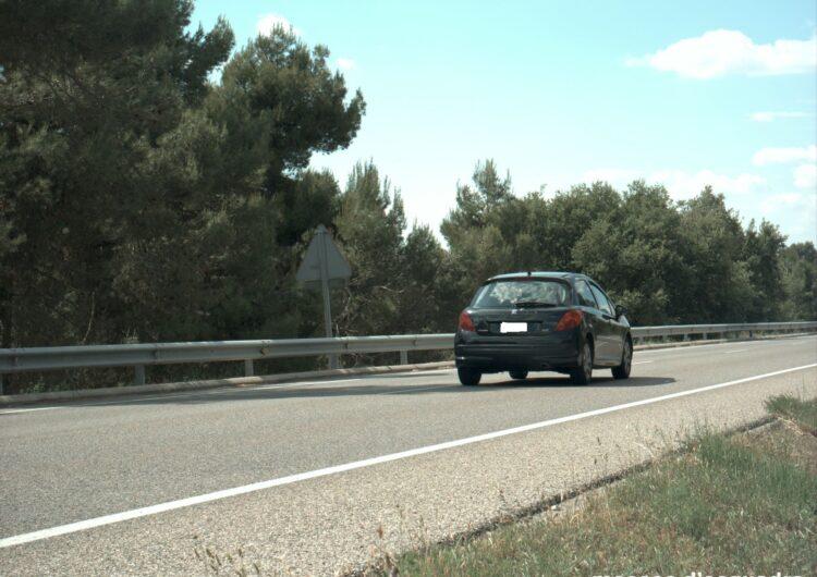 Els Mossos d'Esquadra denuncien penalment un conductor que circulava a 181 km/h per la  C-14 a  l'Urgell