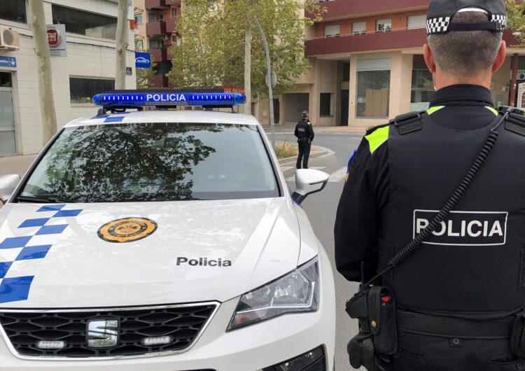 La Policia Local de Tàrrega deté un home com a presumpte autor d'un delicte contra la salut pública