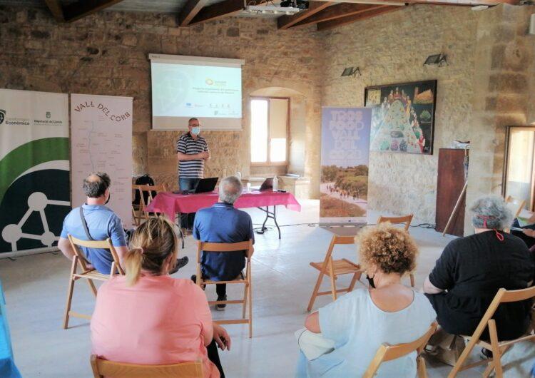 Impuls al patrimoni natural i cultural de la Vall del Corb