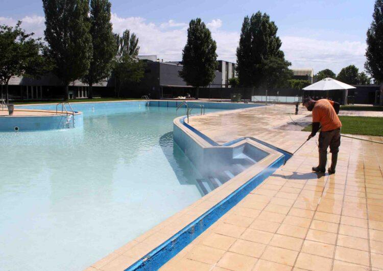 Tàrrega, Altet i Claravalls iniciaran la temporada de les piscines municipals d'estiu el dissabte 19 de juny