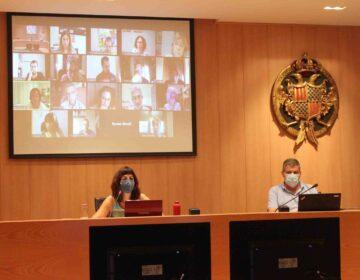 El Ple de Tàrrega aprova per unanimitat les bases que regularan la concessió d'ajuts al comerç per pal·liar la crisi de la pandèmia