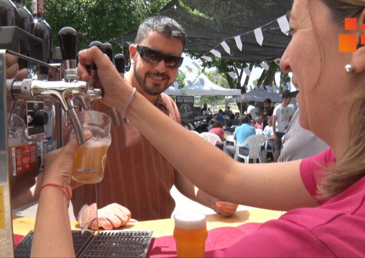 La Fira de la Cervesa Artesana de Tàrrega torna aquest dissabte 5 de juny al Càmping Municipal amb 12 cervesers i capacitat per a 950 persones