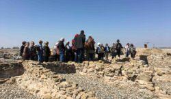 El jaciment iber del Molí d'Espígol reprèn les visites guiades…