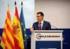 Sánchez anuncia que la mascareta deixarà de ser obligatòria a l'exterior el 26 de juny