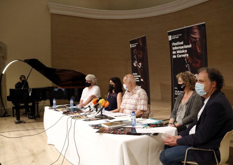 Torna la Càtedra Emili Pujol a Cervera amb una 40a edició dedicada a la guitarra i adaptant-se a la pandèmia