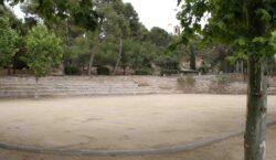 Finalitzen les obres de la plaça de la Bassa del…