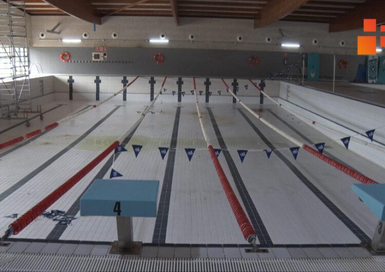 L'empresa que gestiona la piscina coberta de Tàrrega demana a l'Ajuntament la resolució del contracte en entrar en situació de liquidació