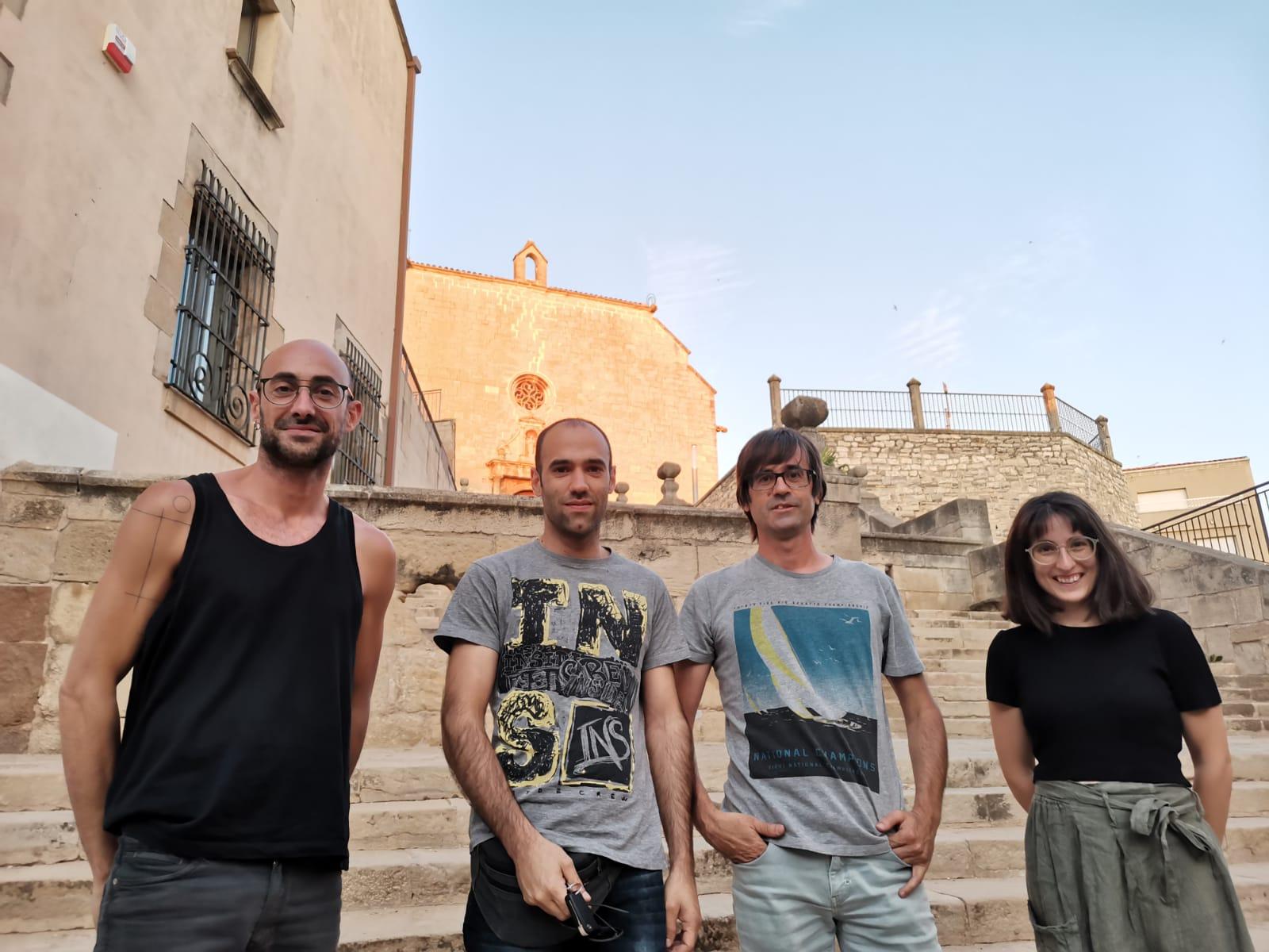 L' Escola de Música de Bellpuig renova el seu equip directiu per impulsar un nou model educatiu més ampli i divers