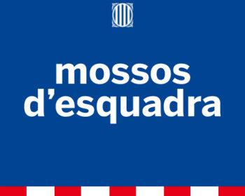 Els Mossos d'Esquadra detenen dues persones per quatre furts al descuit a Cervera i Tàrrega