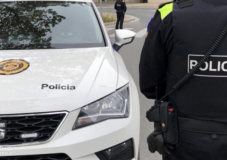 La Policia Local salva la vida d'un nadó de 16 mesos a Tàrrega