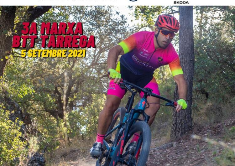 Tàrrega celebra la 3a edició de la 'Marxa BTT · Campionat de Catalunya' aquest proper diumenge 5 de setembre
