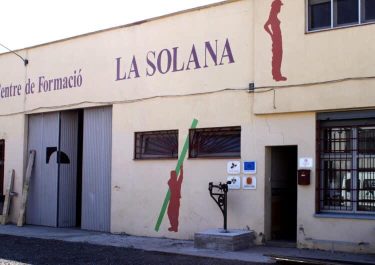 """El Centre La Solana aconsegueix la inserció laboral del 85% dels joves participants del """"Projecte Singulars"""""""
