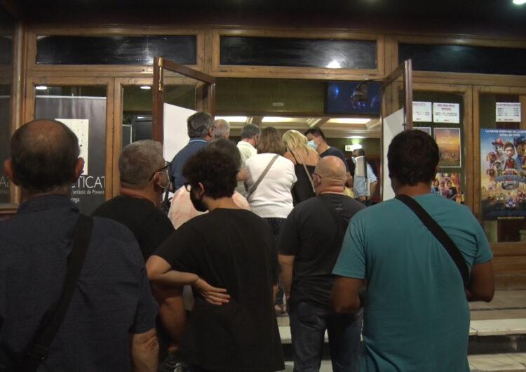 El Galacticat celebra la seva inauguració oficial al cinema Majèstic de Tàrrega
