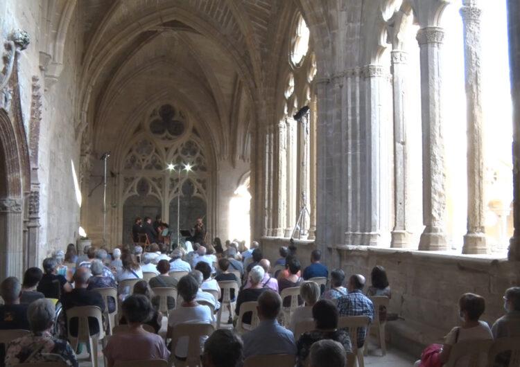 El festival 'La Pedra Parla' tanca la seva sisena edició amb un gran èxit de públic