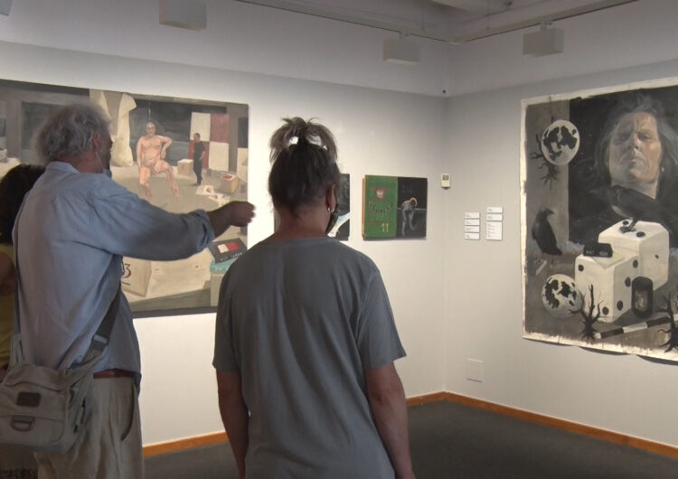 El Museu Tàrrega Urgell acull l'exposició Camins de Georg Massanés