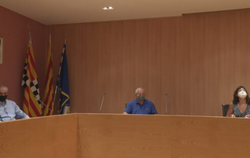 L'Ajuntament de Tàrrega cedeix l'ús de nous terrenys municipals al Club Tennis Tàrrega per ampliar les seves instal·lacions