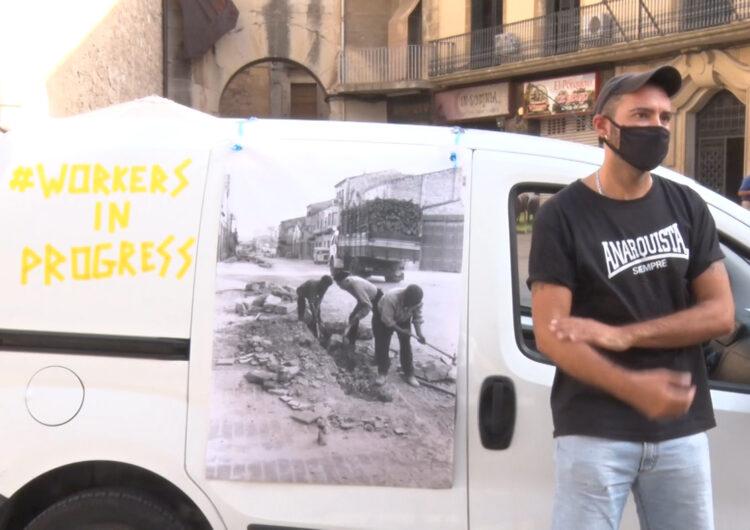 El projecte Workers in Progress, de Daniel Gasol, tanca la quarta edició del Trans-Documentar