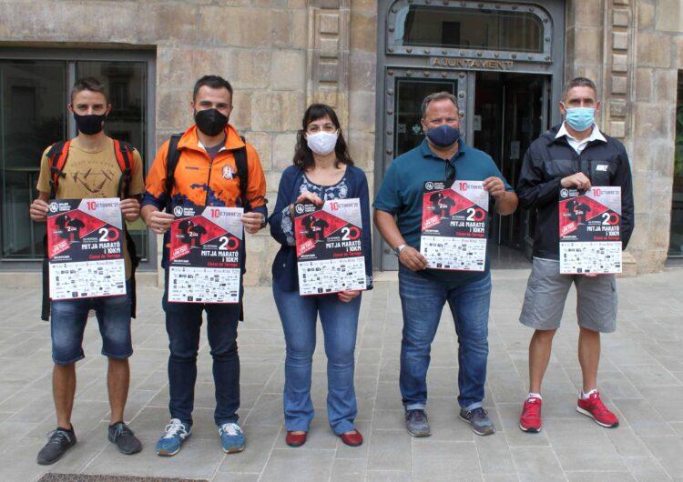 La 20a Mitja Marató i 10 KM Ciutat de Tàrrega, amb l'objectiu dels 400 atletes participants