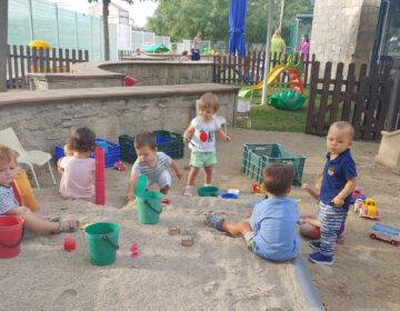Les dues llars d'infants municipals de Tàrrega, La Pau i El Niu, inicien el curs amb 101 alumnes