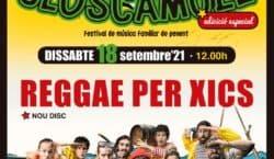 Inici de curs escolar amb un concert del grup Reggae…