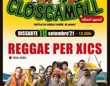 Inici de curs escolar  amb un concert del grup Reggae per Xics organitzat pel Festival Lo Closcamoll